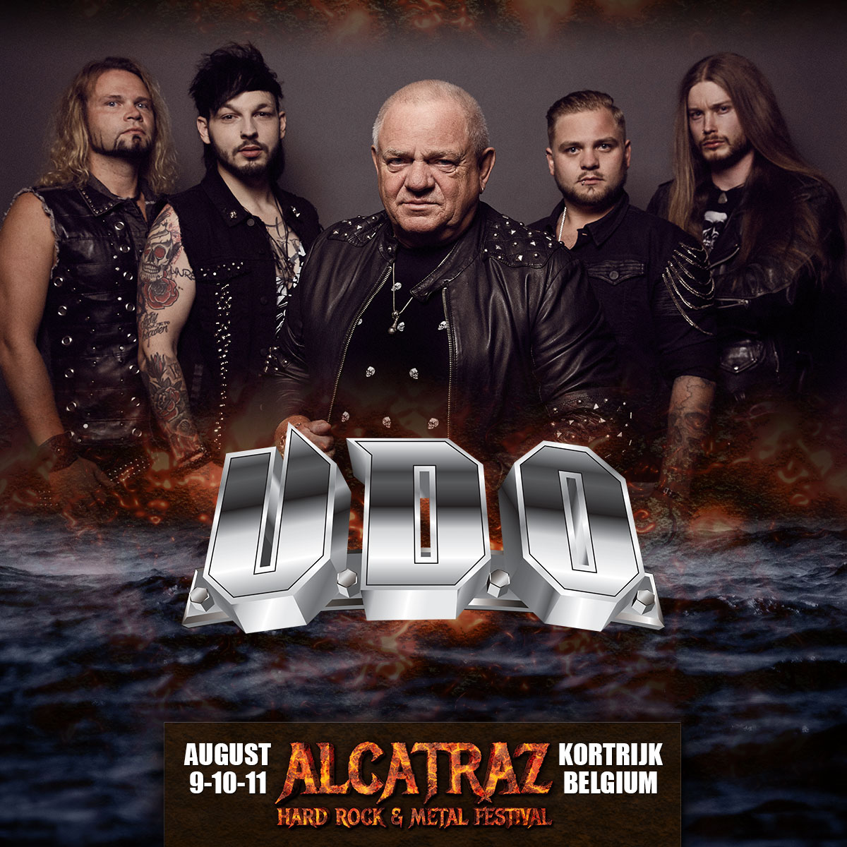 News - Official website of DIRKSCHNEIDER & U D O